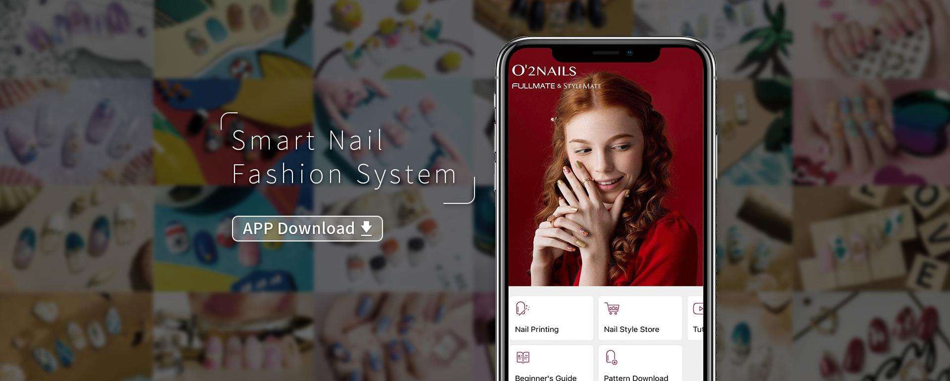 O'2Nails App